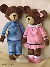 Hračky - Medvedíčkovci ♥♥ - 10778066_