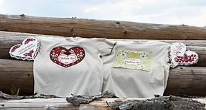 Tričká - Veselé pánske tričko - 10778227_