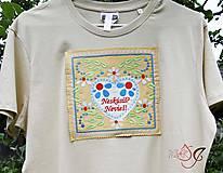 Tričká - Veselé pánske tričko - 10778232_