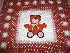 Textil - Macikova deka - 10777310_
