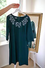 Šaty - TRETIE.. zo špeciálnej kolekcie šiat na módnu prehliadku s Lýdiou Eckhardt - 10779086_