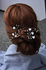 Ozdoby do vlasov - Vlásenky - 10779029_