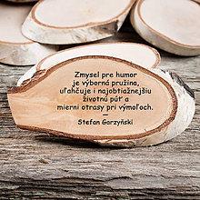 Magnetky - Magnetka - citát - Zmysel pre humor - 10779715_