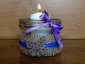 Svietidlá a sviečky - Svietnik - 10778928_