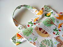 Nákupné tašky - eko taška - 10776929_