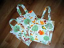 Detské tašky - nákupná taška pre deti - 10778092_