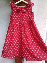 Detské oblečenie - Dievčenské folkové šatočky - 10778636_