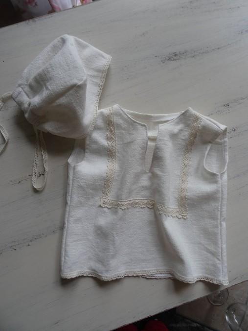 Detské ľanové oblečenie