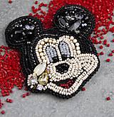 Odznaky/Brošne - Mouse ... brož - 10780162_