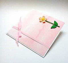 Papiernictvo - Pohľadnica ... rozkvitla II - 10781311_