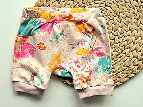 Detské oblečenie - Kraťasy - 10781982_
