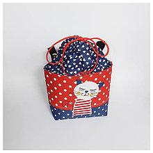 Detské tašky - Košík / taška na bicykel - BikeBag Naša Mačka ♥ - 10779858_