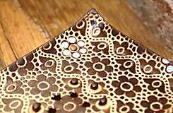 Mydelnička čipková