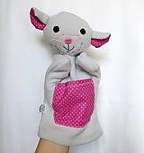 Maňuška myška - Myšička z Ružového Bodkova