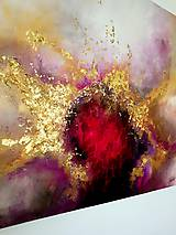 Obrazy - Srdce rubínu - 10782105_