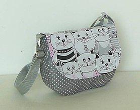 Detské tašky - Detská kabelka č.16 - 10781958_
