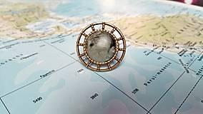 Prstene - Prsteň Columbus - 10781519_