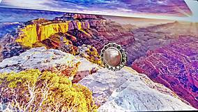 Prstene - Prsteň Grand Canyon - 10781556_