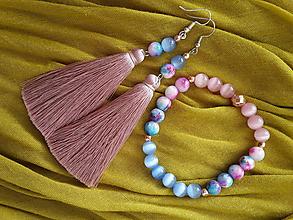 Sady šperkov - Set Vintage S009 - 10780460_