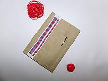 Papiernictvo - Obal na zošit/knihu A5 - 10780471_