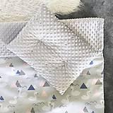 "Textil - Vankúš a Deka/Perinka ""Swan"" - 10780787_"