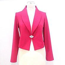 Kabáty - Sačko so šálovým limcom CYKLÁMENOVÉ - 10782878_