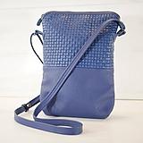 Veľké tašky - Kožená kabelka - Eli - 10783570_