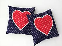 Úžitkový textil - obliečky na dekoračné vankúše folk - 10783894_