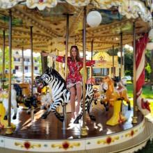Šaty - Županové šaty Dyona s krajkou rôzne farby - 10782402_