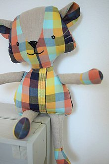 Hračky - Tiger Migel - 10783110_