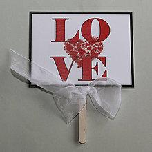 Darčeky pre svadobčanov - Tabuľka na fotenie - hotová - ihneď k odberu - 10783649_