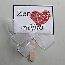 Darčeky pre svadobčanov - Tabuľka na fotenie - hotová - 10783672_