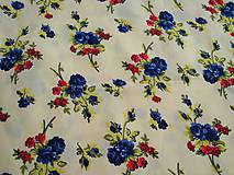Textil - Šatovka šíře 140 x 110 cm - 10782750_