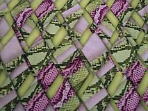 Textil - Úplet šíře 145 x 75 cm - 10782771_