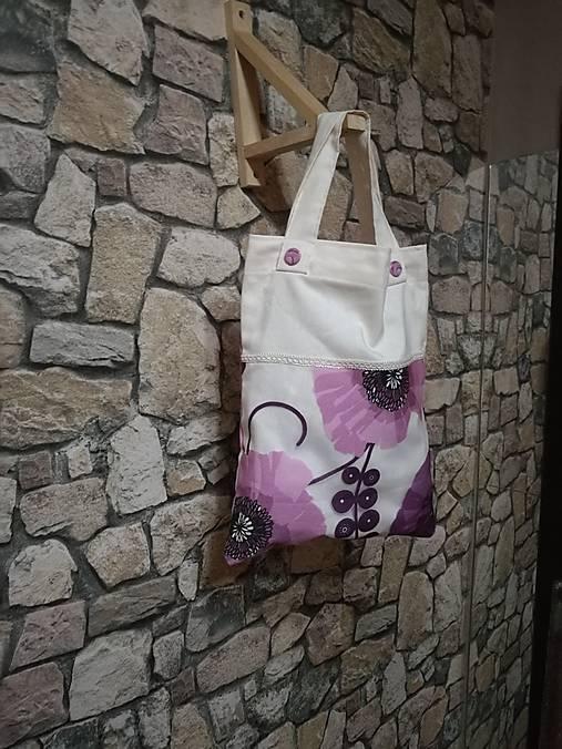 26bc62c09 Plátená taška 802 / ManaJa - SAShE.sk - Handmade Nákupné tašky