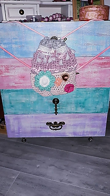 Batohy - Mini batôžtek pre princeznú - 10786178_