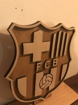 Dekorácie - Dekorácia FC Barcelona - 10784432_