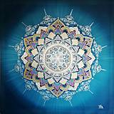 Obrazy - Kvet života...Nekonečnosť vesmírneho vedomia - 10785922_
