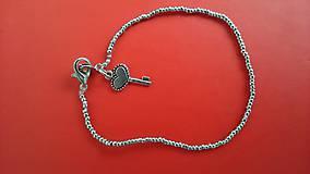 Iné šperky - Retiazka - 10784291_