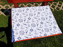 Úžitkový textil - Sedáky, podsedáky - 10785536_