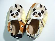 Topánočky - capačky  (VD 14cm skladom) - 10784272_