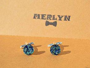 Šperky - manžetové gombíky - 10785228_