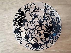 Kresby - Tanier Art deco - 10784095_