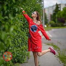 Šaty - Origo šaty domček deň - 10784860_