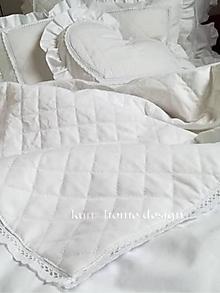 Úžitkový textil - set svadobný dar LILIANA - 10785387_