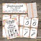 Papiernictvo - Sada svadobných tlačovín pre S&D - 10788575_