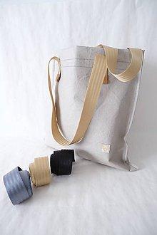 Veľké tašky - Washbag Grey - 10786979_