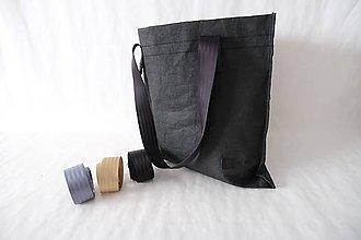 Veľké tašky - Washbag Black - 10787022_