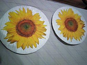 Dekorácie - Pletenie z papiera. (14x20 - Žltá) - 10789089_