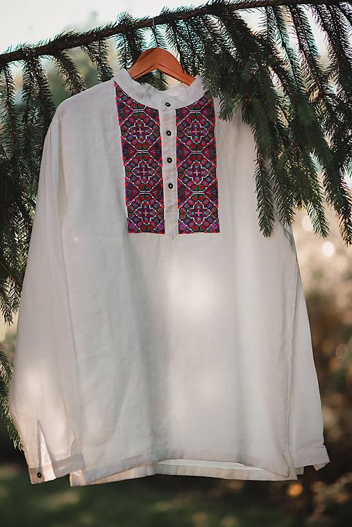 Pánska košeľa Horehronie